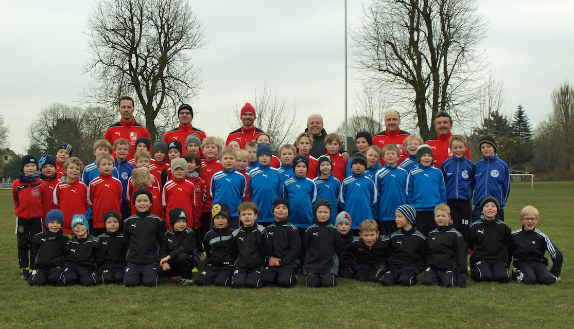2. Fußball-Camp