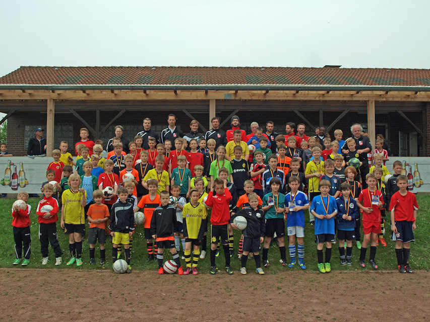 5. Fußball-Camp