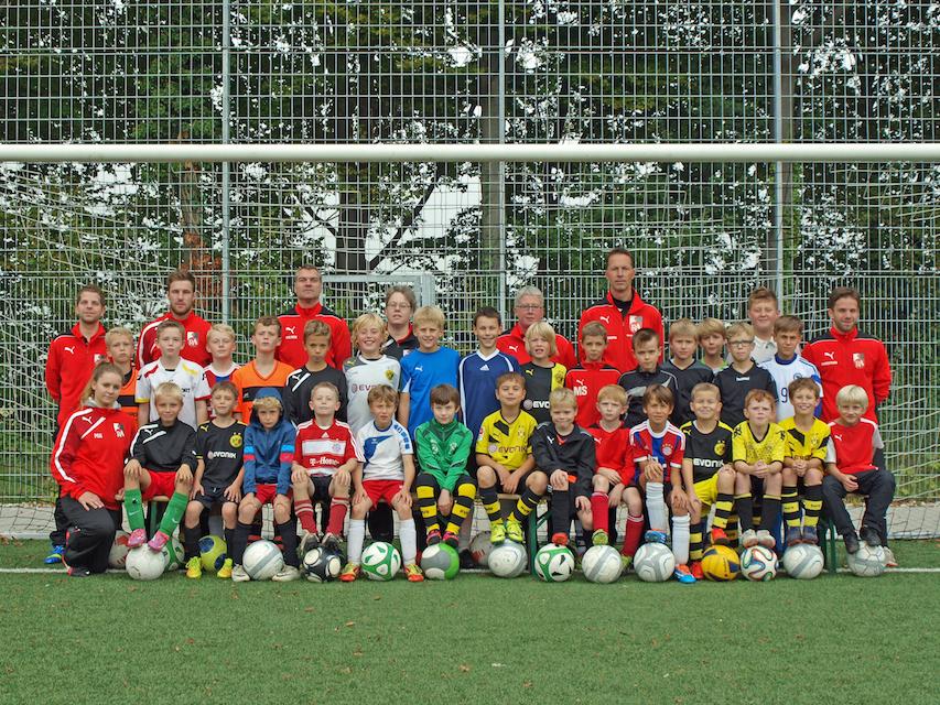 7. Fußball-Camp