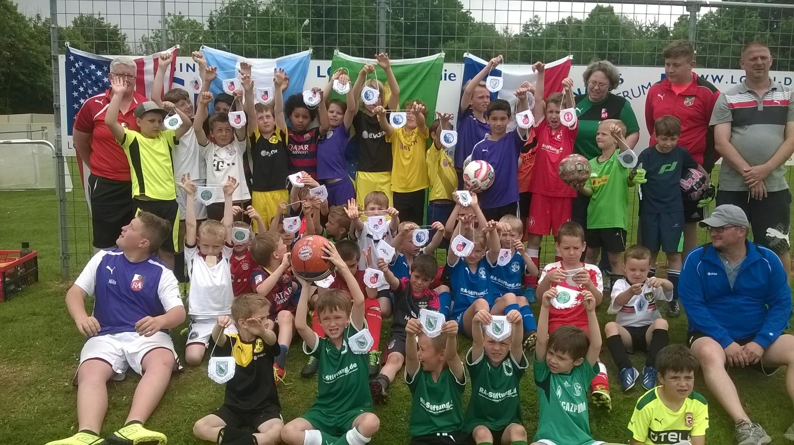 12. Fußball-Camp