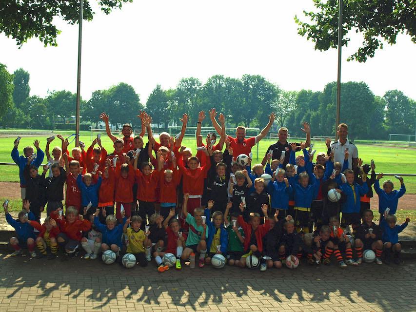 3. Fußball-Camp