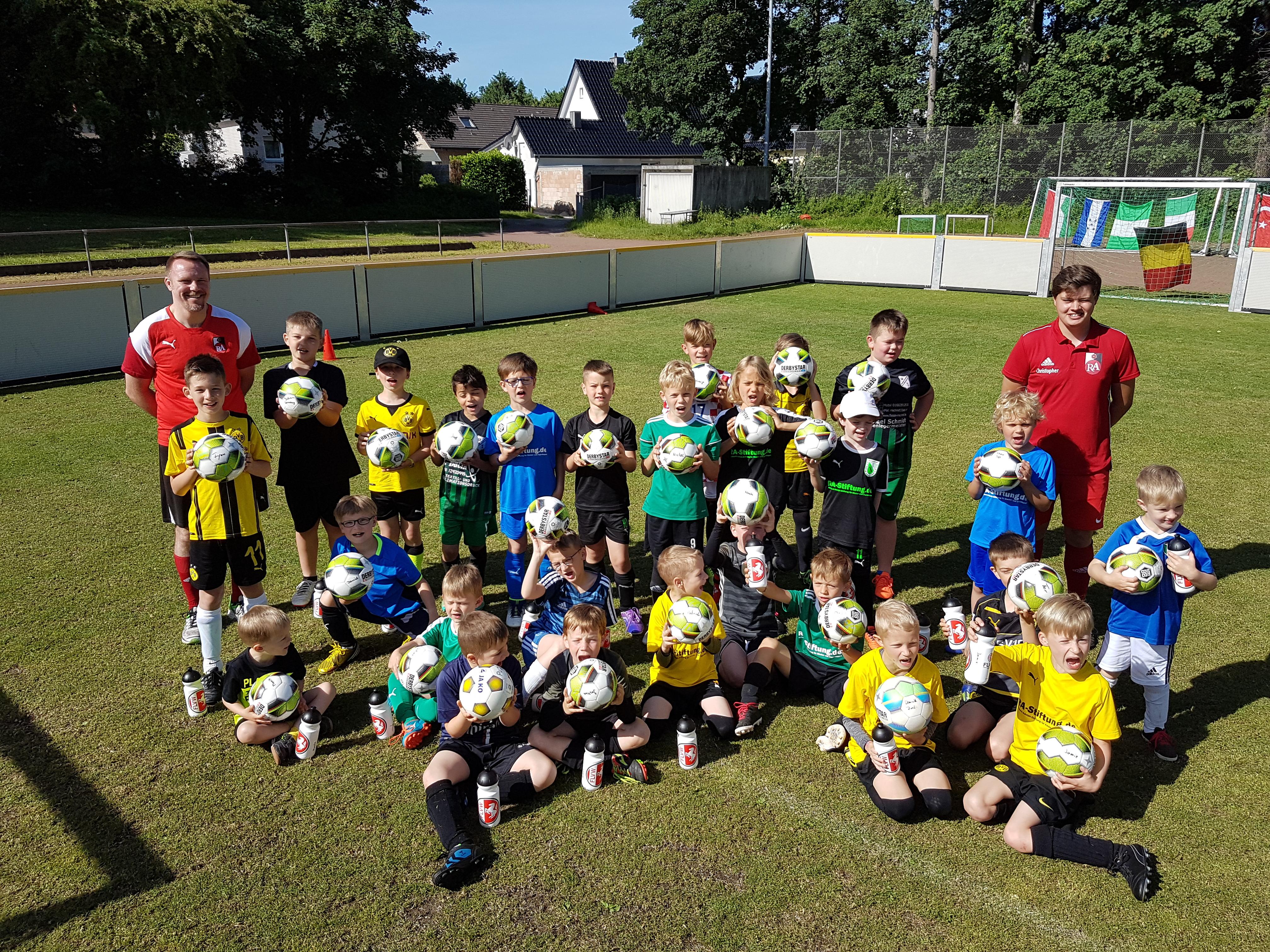 """20. RA-Camp: """"Nachspiel"""" für Franjo Hense"""